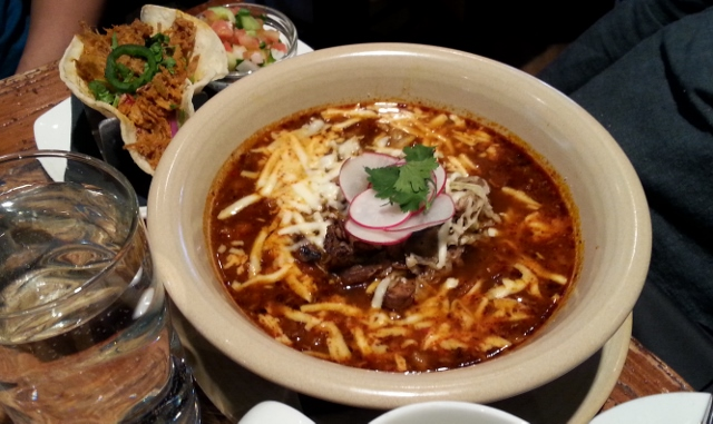 "Pozole ""Mexican Stew"""