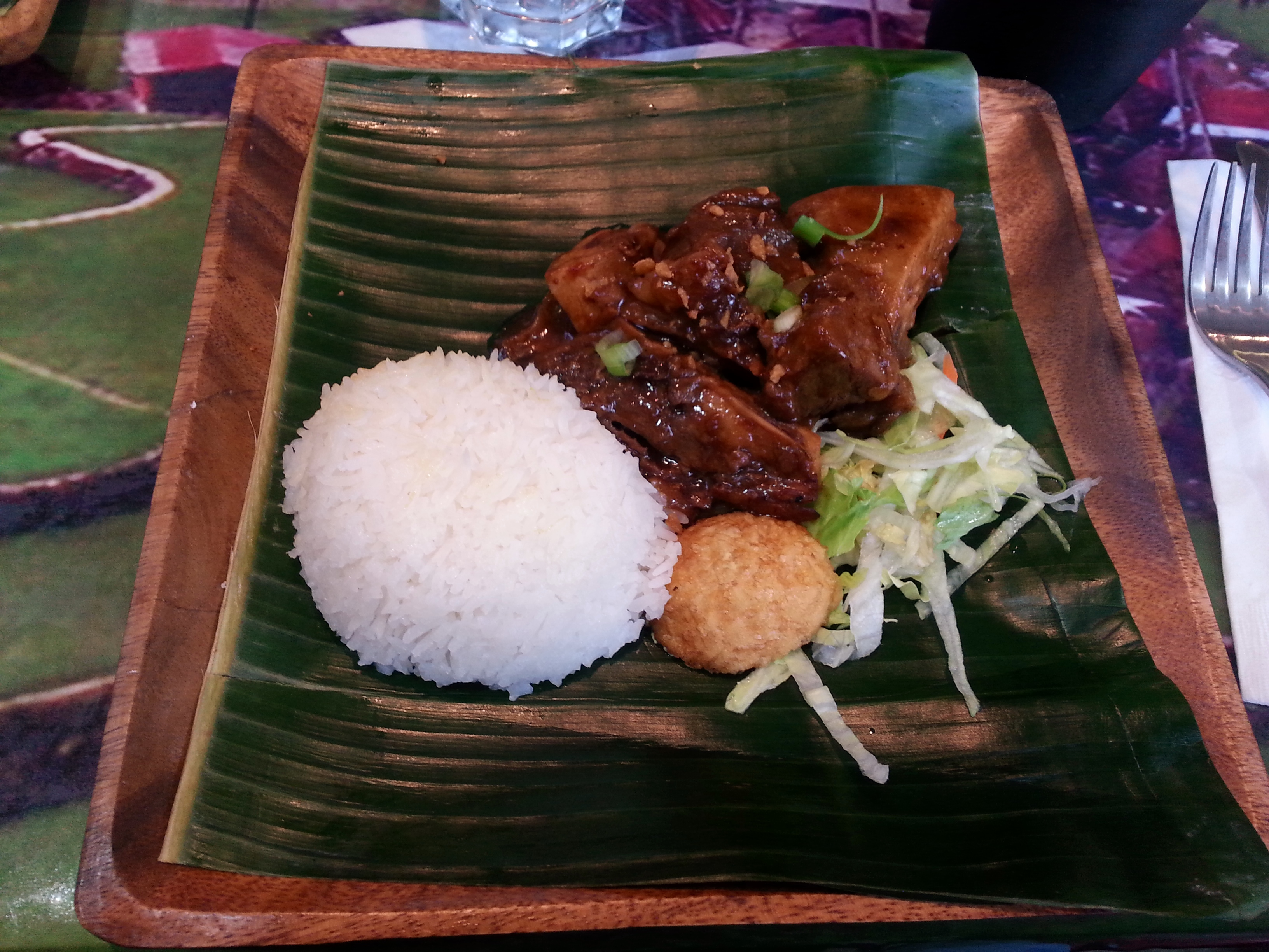 Traditional Adobo